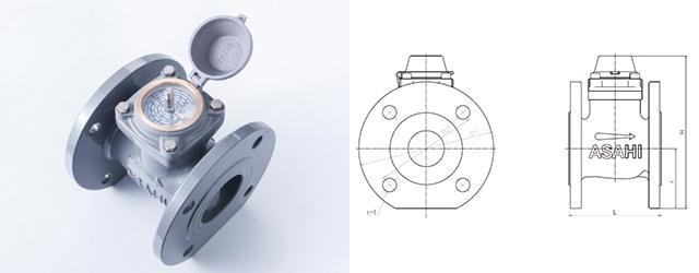 流量調節器 FRV-40~150 / FRV-40S~150S