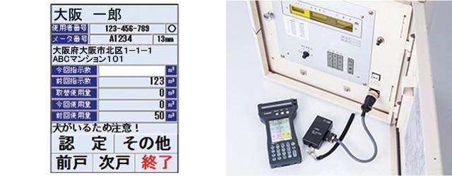 検針システム